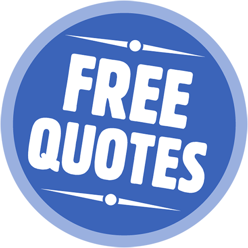 free-quote-blue